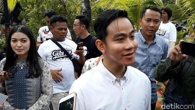 Gibran Anak Jokowi: Untuk Membangun Sebuah Negara, Saya Mulai Dari Solo Dulu