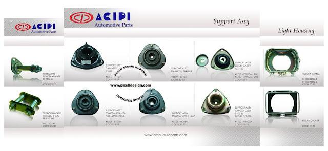 Iklan Katalog Sparepart Otomotive