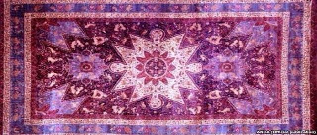 Azerbaiyán intentó apropiarse de la alfombra los huérfanos armenios
