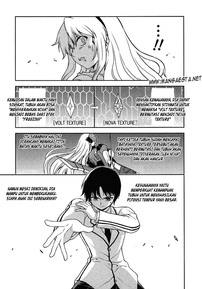 Freezing Chapter 9 Bahasa Indonesia
