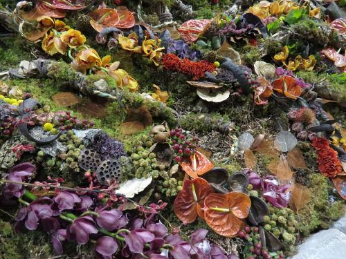 Philadelphia Flower Show 2019- The Four Seasons- Autumn