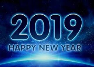 Happy New Year 2019 - Shayari