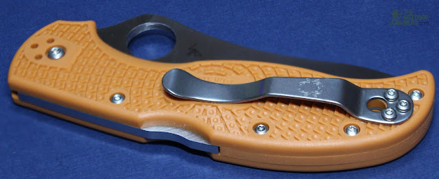 Spyderco HAP40 Stretch - Product View 2