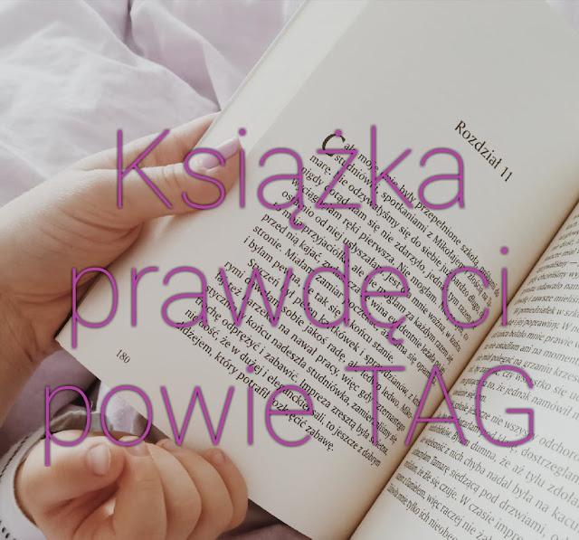 Książka prawdę ci powie TAG