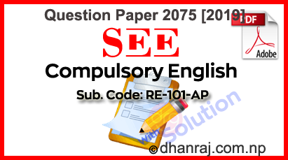 SEE-Solved-Question-Paper-Of-Compulsory-English-2075-2019-RE-101-AP