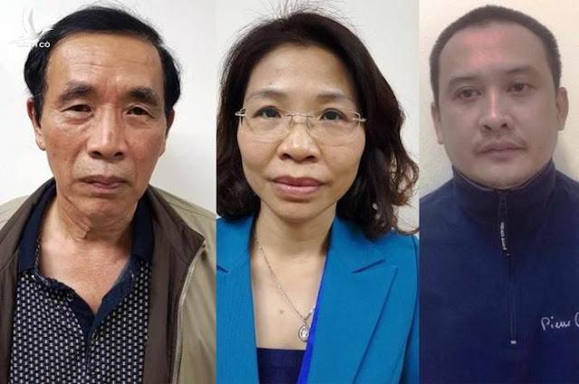 Cựu phó giám đốc Sở KH-ĐT Hà Nội liên quan gì Nhật Cường?
