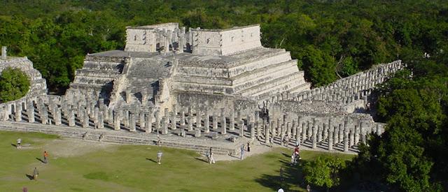 Como chegar no Chichén Itzá em Cancún