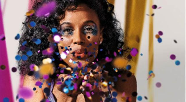 glitter no carnaval - make carnaval