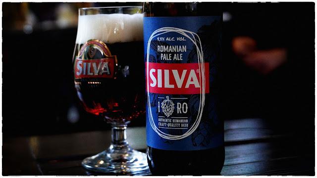 Silva Romanian Pale Ale