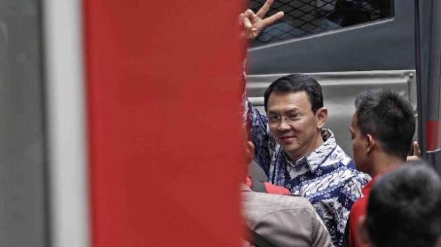 Kirimi Luhut Surat, Ahok Siap Kampanyekan Jokowi-Ma'ruf Amin Setelah Bebas