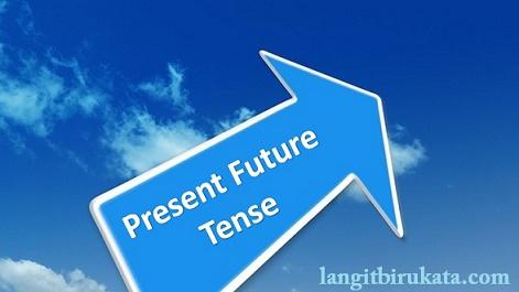 Present Future Tense