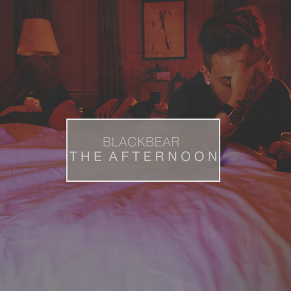 Blackbear - The Afternoon - Single Cover