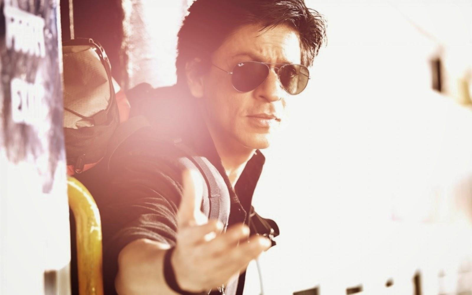 Shahrukh Khan New HD Wallpaper 2014