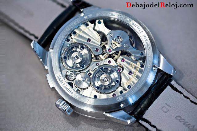 Duomètre Sphérotourbillon Platinum2