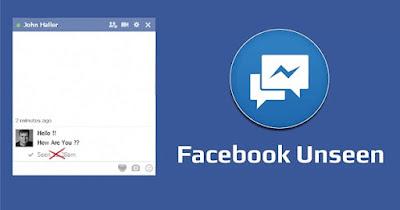 كيف يمكنك قراءة رسائل الفيسبوك دون إظهار تم القراءة للمرسل
