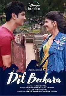 Dil Bechara (2020) Hindi Movie