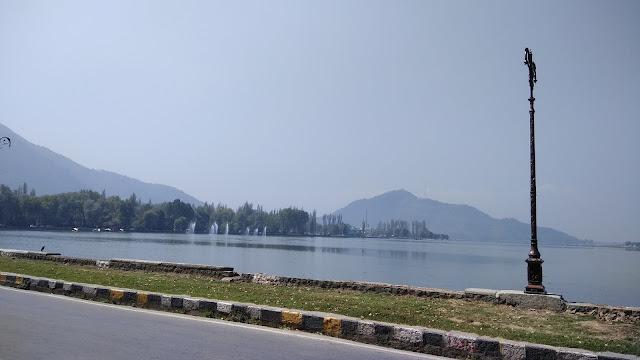 Leh Ladakh Bike Trip, Dal Lake