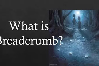 Cara memasang breadcrumb pada varian template default terbaru blogger