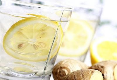 5 Cara Menurunkan Berat Badan Dengan Lemon dan Jahe