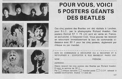 The Daily Beatle: Richard Avedon's Beatles portraits