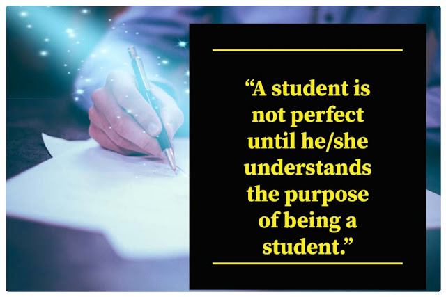 Fairest Educational quotes from teachers to students