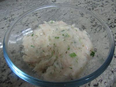 Hamburguesas de merluza en salsa olla GM