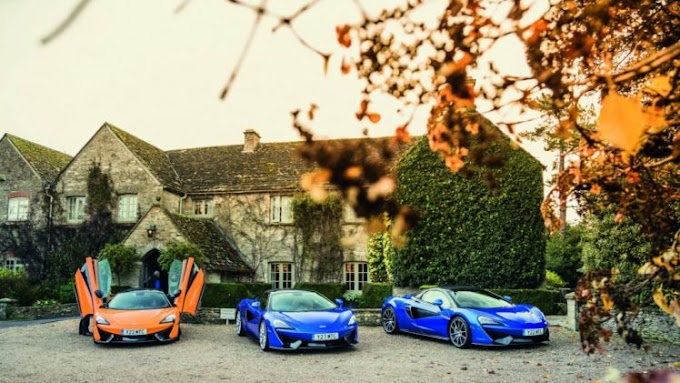 4 Compelling Reasons Why People Hire McLaren 570s