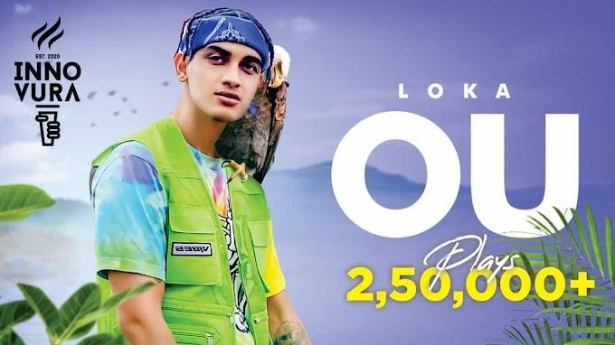 OU Lyrics - Loka (prod. by Aakash) | Autobiograhy EP