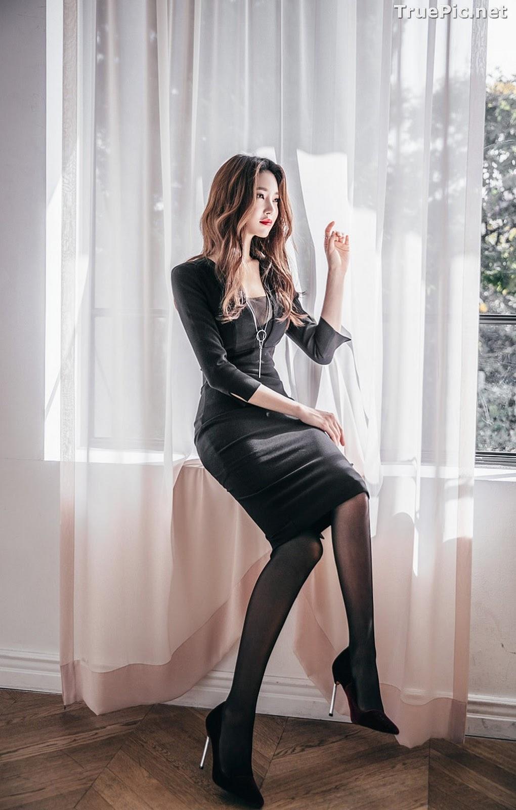 Image Korean Beautiful Model – Park Jung Yoon – Fashion Photography #4 - TruePic.net - Picture-6