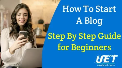 Start A Blog Step By Step Guide for Beginners, How to earn money online in usa,