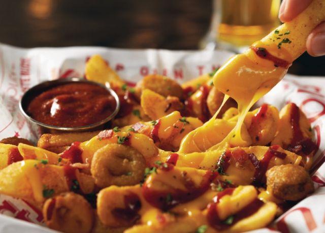 Red Robin Debuts New Voodoo Fries Brand Eating