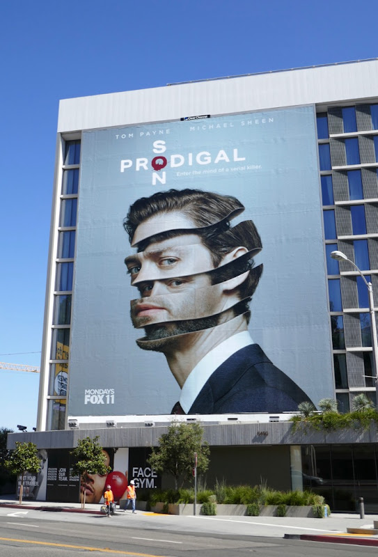 Giant Prodigal Son series premiere billboard