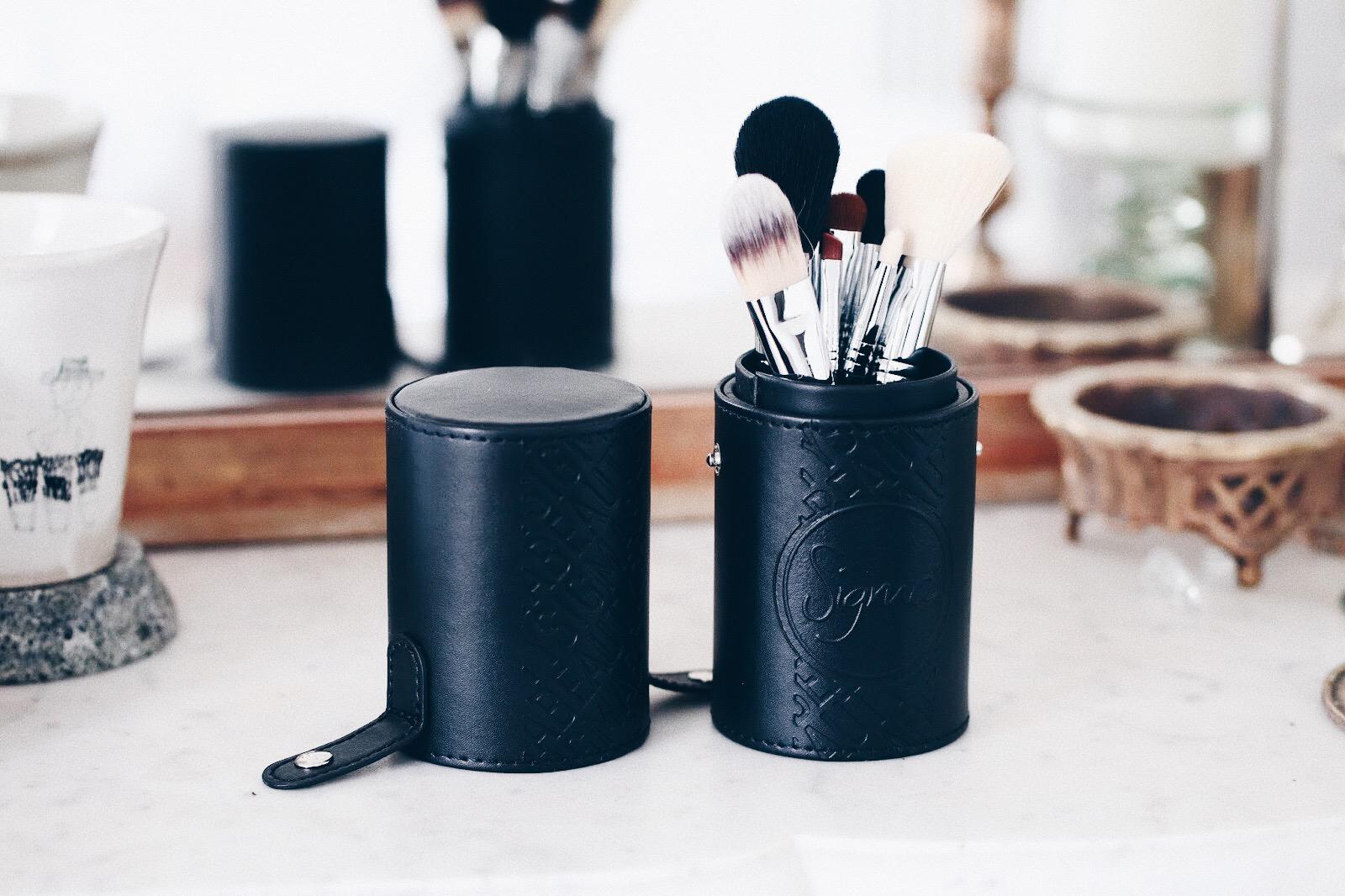 sigma pinceaux maquillage avis test