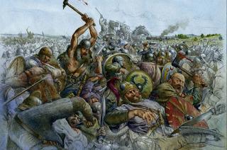 le battaglie più cruente della storia: i campi catalaunici
