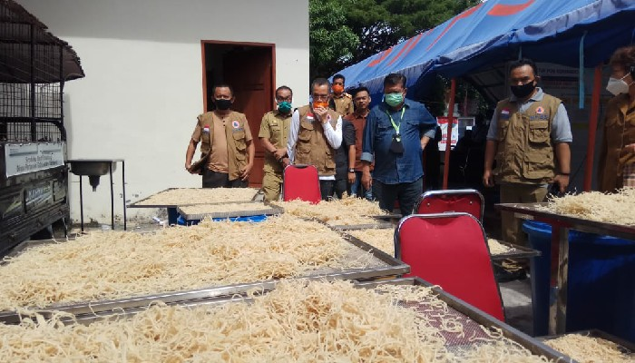 Anggota DPR RI Fraksi Gerindra Salurkan Bantuan Kementerian KKP ke Bantaeng
