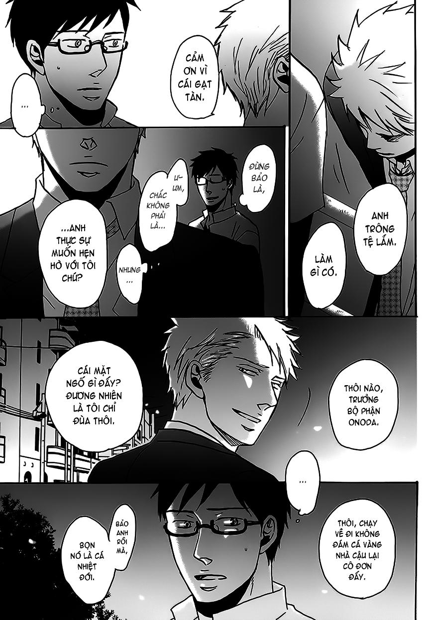 Trang 23 - Dù Thế Nào Em Vẫn Yêu Anh--EXTRA 3--[ShuShi Group] (- Yoneda Kou) - Truyện tranh Gay - Server HostedOnGoogleServerStaging