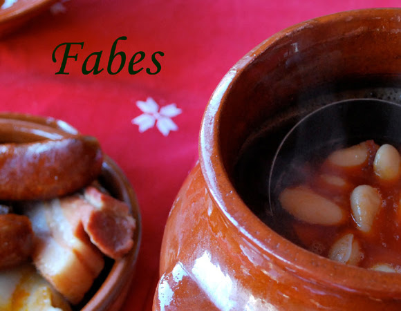 Fabada típica de Asturias Oriental