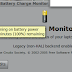 How long a fully charged battery run on laptop