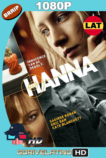 Hanna (2011) BRRip 1080p Latino-Ingles MKV