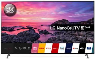 LG 86 Inch Nanocell 4K TV for gaming