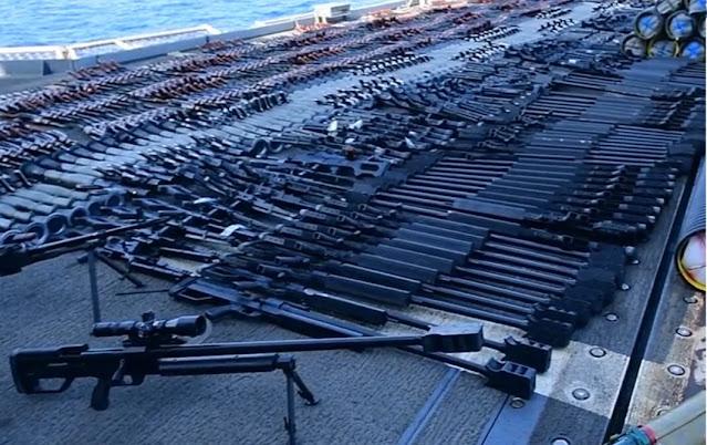 Vũ khí lậu China