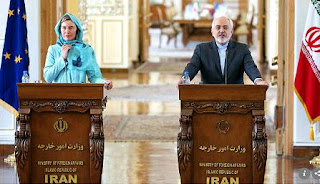 Federica Mogherini Iran