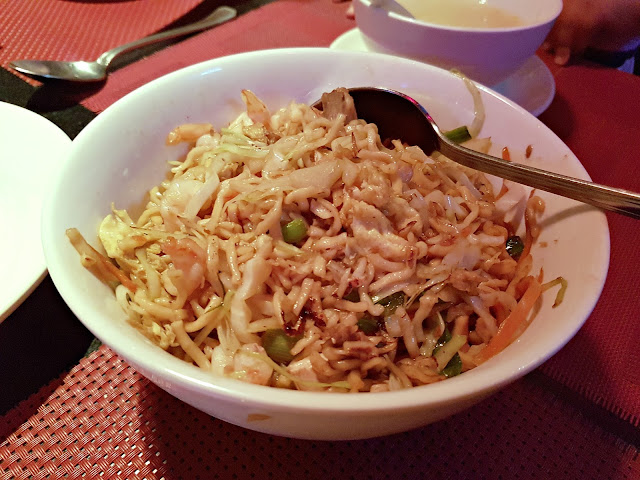 China House Special Fried Noodles at China House, Salmiya, Kuwait
