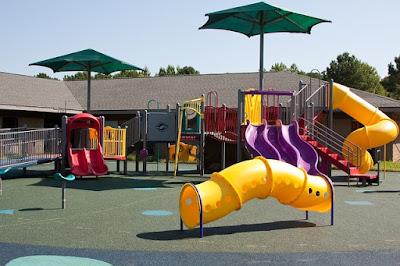 6 Syarat Ruang Bermain Ramah Anak
