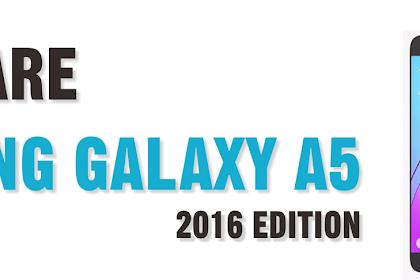 Stock Firmware Samsung Galaxy A5 A510FD