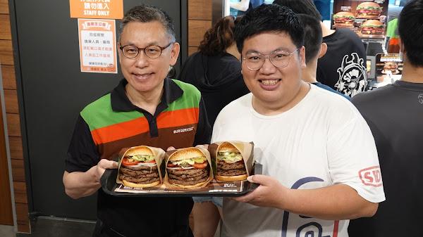 不是愚人節玩笑 彰化漢堡王承諾網友來吃爆