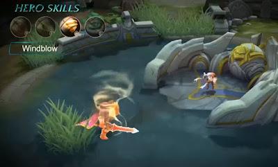 Skill 2 Vale Mobile Legends