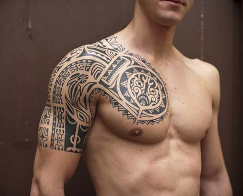 maori tribal dövmeler tattoos