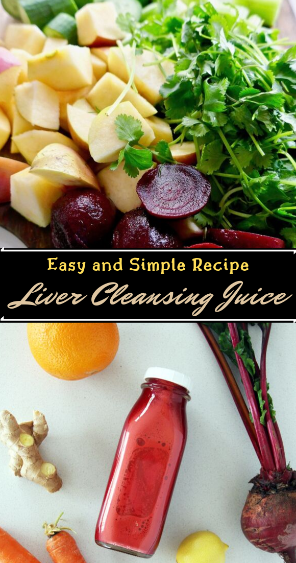 Liver Cleansing Juice  #healthydrink #easyrecipe #cocktail #smoothie