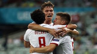 Η Δανία προκρίθηκε στα ημιτελικά του EURO 2020, 2-1 την Τσεχία